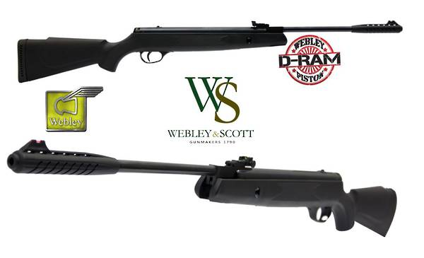 Webley Value Max 10C Air Gun 22