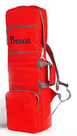 Perazzi Backpack Carrier For Shotgun Case Red