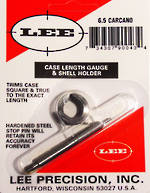 Lee case Length Gauge 6.5 Carcano #90043