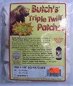 Butchs Patches 1 3/4""