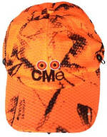 CMe LED Blaze Orange Cap