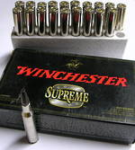 Winchester Supreme 300 Holland and Holland Magnum 180gr Failsafe
