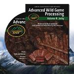 Advanced Wild Game Processing Jerky DVD