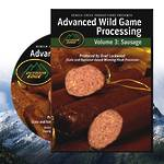 Advanced Wild Game Processing Sausage DVD