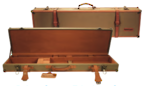 Birchwood Casey Deluxe Canvas O/U Takedown Case - Tan #02207