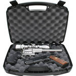 MTM Case Guard Two Pistol Case