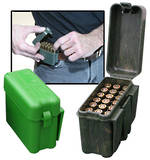 MTM RS20 20 Round Belt Ammo Box