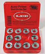 Lee Auto Prime Shell Holder Set 90198